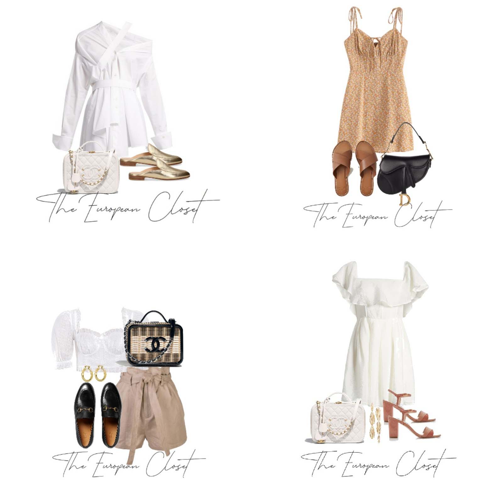 20 Easy Summer Outfits