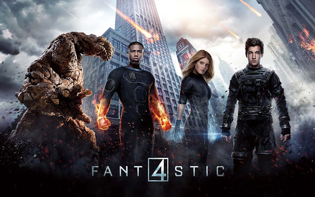 Fantastic Four (2015) Subtitle Indonesia BluRay 1080p [Google Drive]