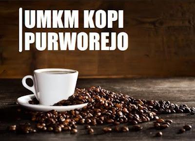 UMKM kopi Purworejo