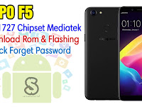 Download Rom Official / Flashing Oppo F5 Cph1727 Mediatek Lupa Password Kunci Layar, Bootloop, Hang Logo
