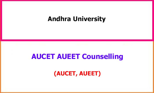AUCET AUEET Counselling