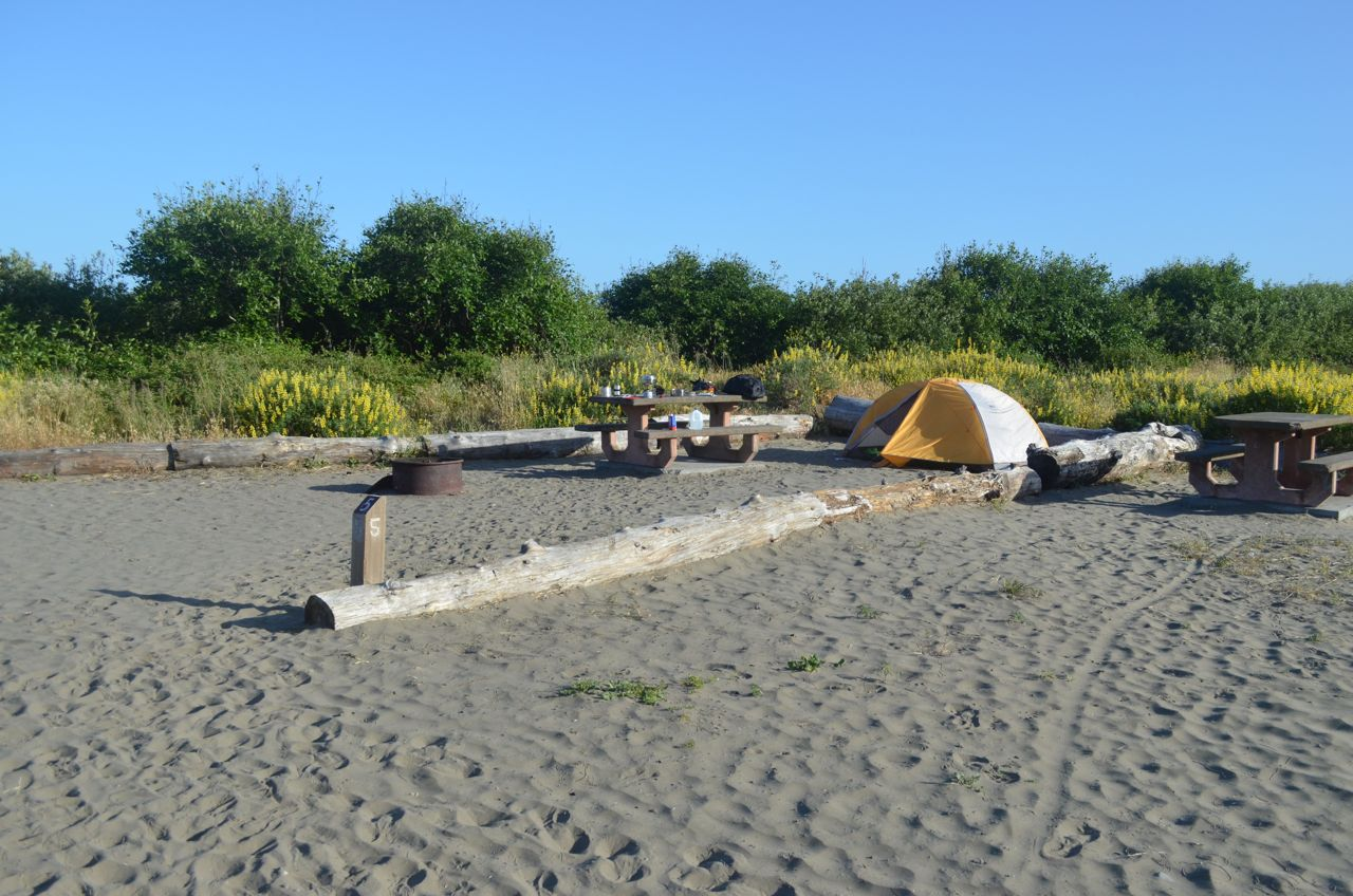 Day 38 Clam Beach Campground To Humboldt County Fairgrounds