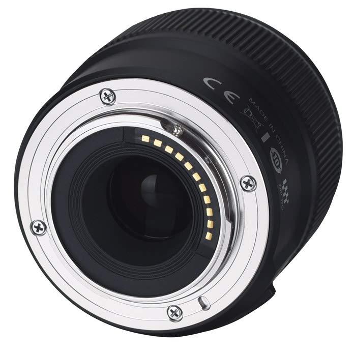 Yongnuo 42.5mm f/1.7 MFT с металлическим байонетом