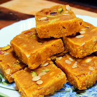Besan Ki Barfi Recipe  Celebrate Diwali #WithMe सिर्फ 3 चीज़ो से बनायें बेसन की बर्फी