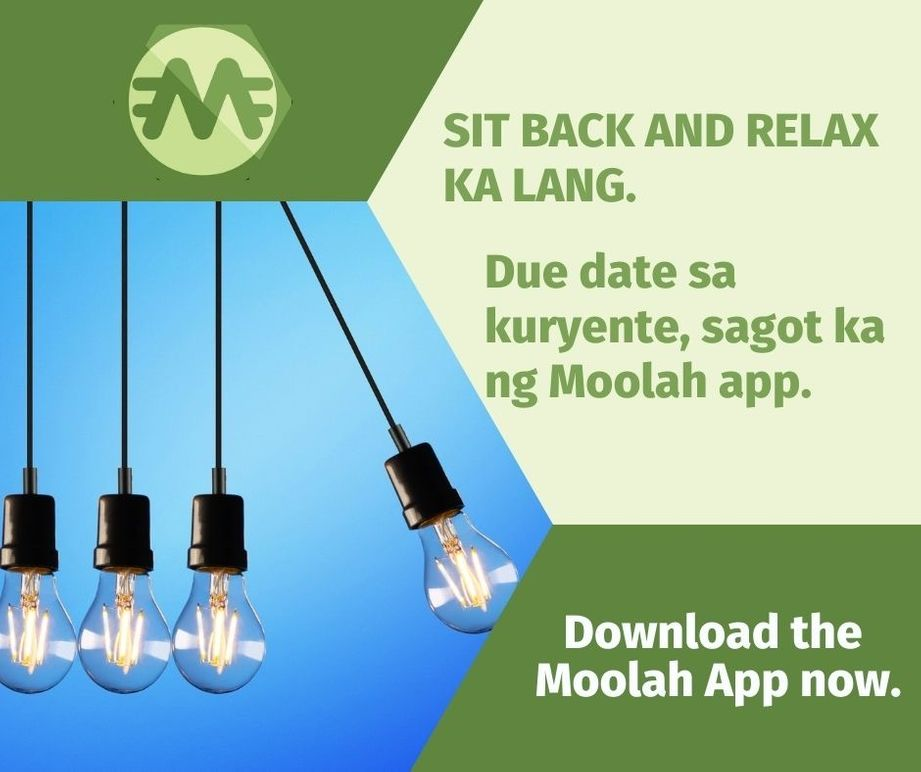 Moolah app for easy electric bill payment
