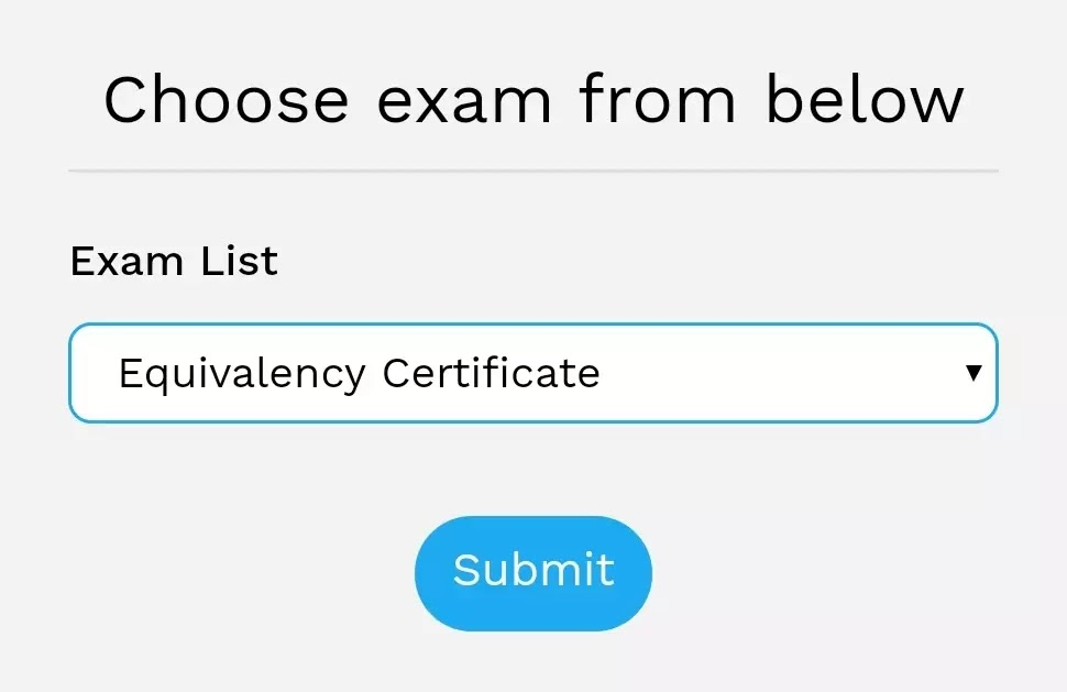 How To Get 12th HSC Equivalent Certificate Online