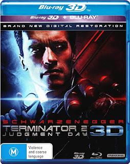Terminator 2: El Juicio Final [BD25 3D] *Con Audio Latino