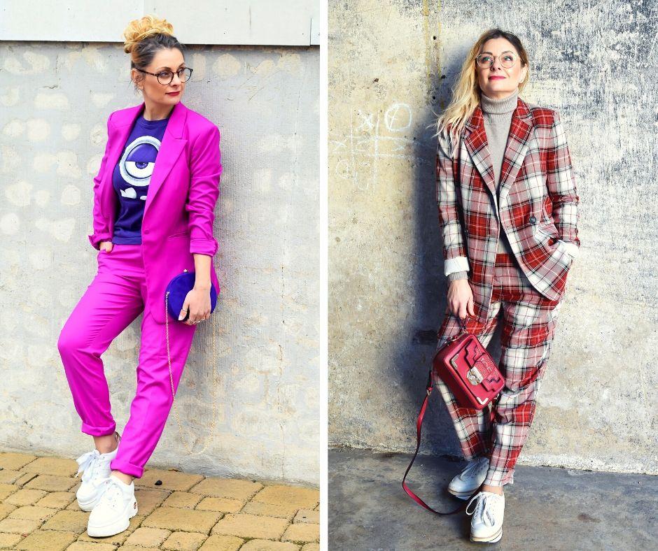 Hosenanzug-Damen-styling