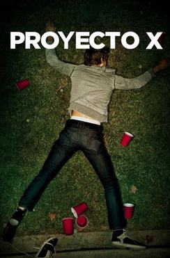 Proyecto X (2012) Online latino hd