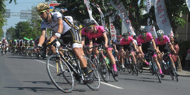 International Tour de Banyuwangi Ijen 2015.
