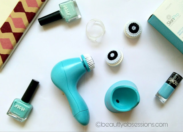 Oriflame Skin Pro Cleansing System Review..