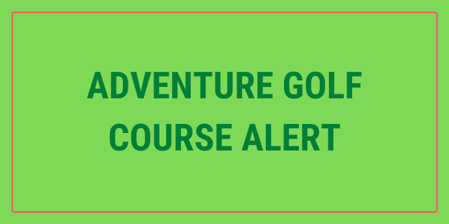 A new adventure golf course is opening at the former Clipstone Colliery site in Nottinghamshire