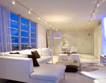 arredamenti moderni idee per illuminare un soggiorno
