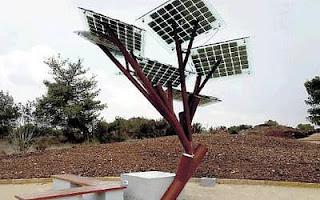 Δείτε το e-Tree το πρώτο ηλεκτρονικό δέντρο!