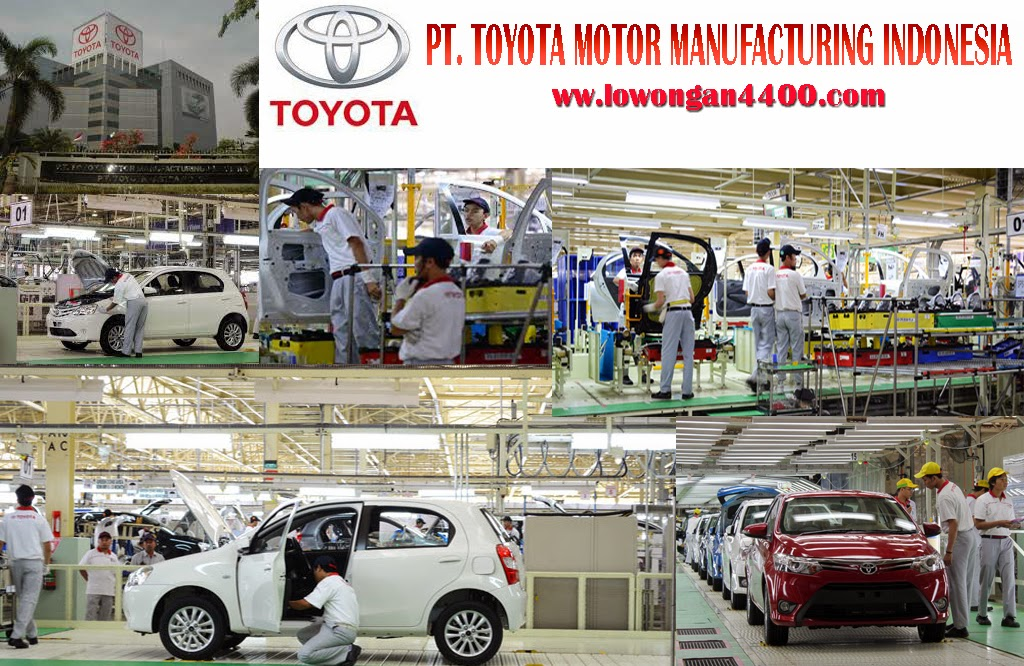 PT. TOYOTA MOTOR MANUFACTURING INDONESIA