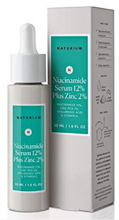 مصل Niacinamide 12٪ Plus Zinc 2٪