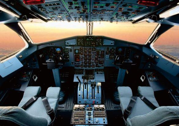 ATR 42-500 cockpit