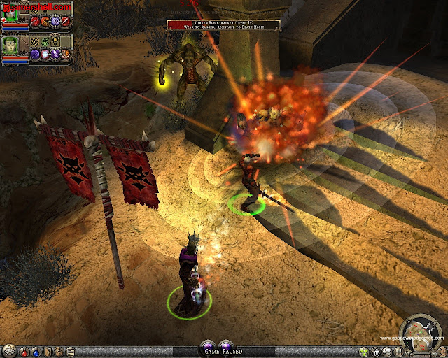 Dungeon Siege 2 PC Download Free Gameplay