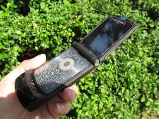 Motorola RAZR V3 Mulus Kolektor Item