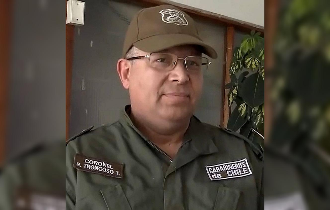 Relato de coronel de Carabineros en Quilpué