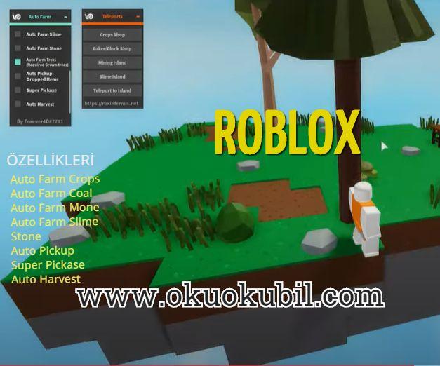 Roblox Level 7 Sikke + Cevher + Otomatik Çiftlik Scrıpt Hileli İndir 2020