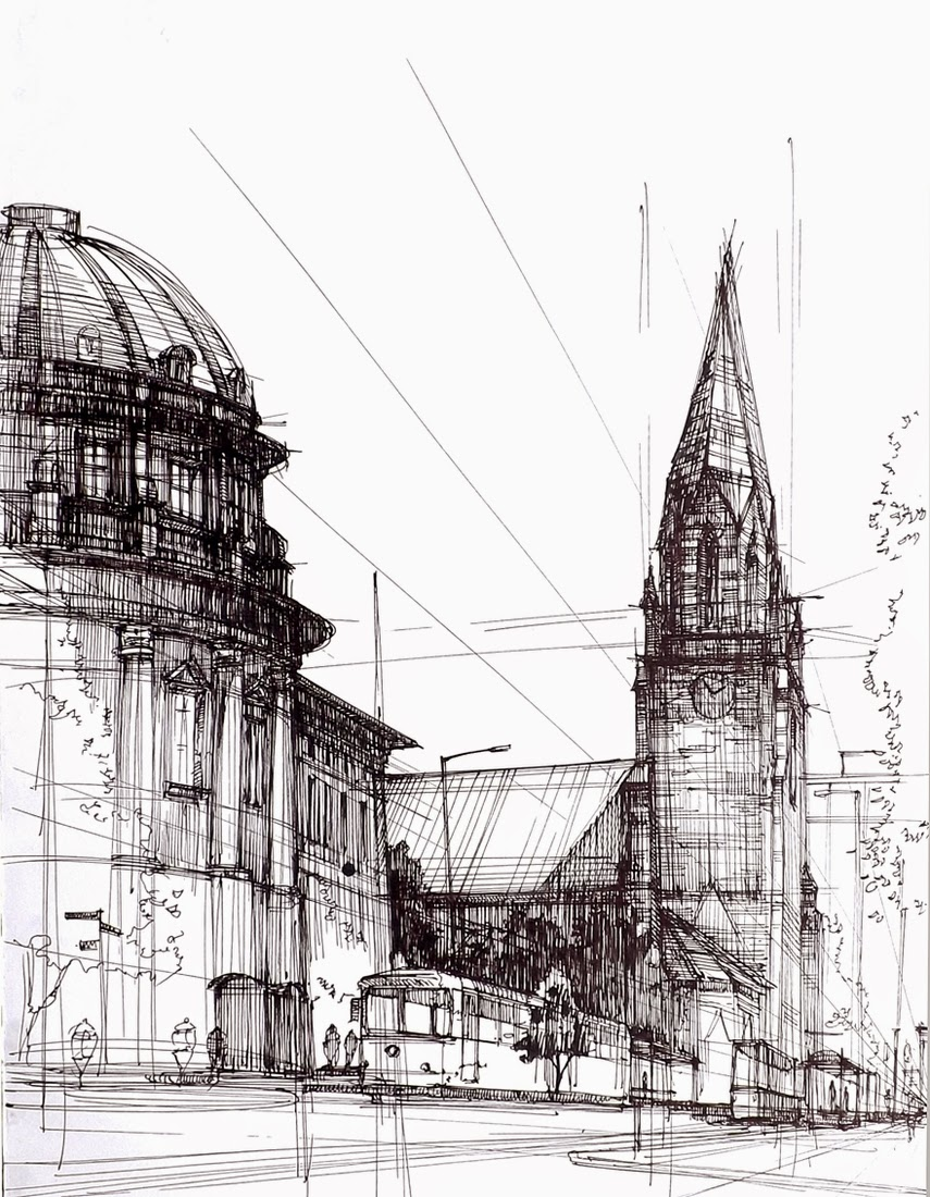 08-Fredry-Street-Łukasz-Gać-DOMIN-Poznan-Architectural-Drawings-of-Historic-Buildings-www-designstack-co