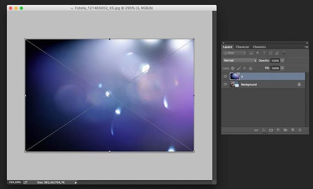 Light Bokeh Overlays Effects