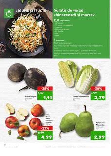 CATALOG KAUFLAND 30 ianuarie - 5 februarie 2019  promotii fructe si legume