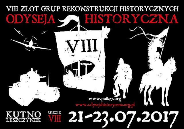 Odyseja Historyczna Kutno 2017 Logo