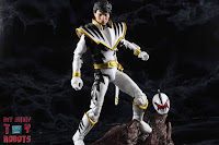 Power Rangers Lightning Collection Dino Thunder White Ranger 56