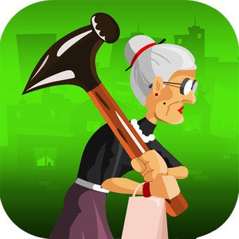 Angry Granny Smash! (MOD, Unlimited money) APK Download
