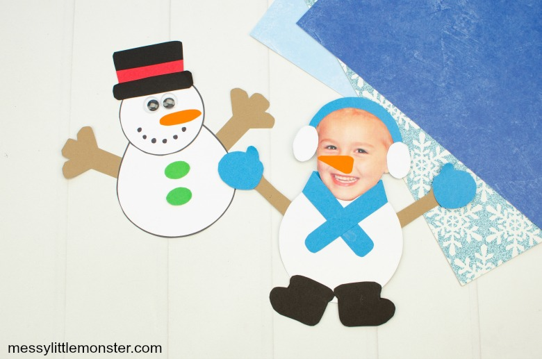 Winter crafts for kids