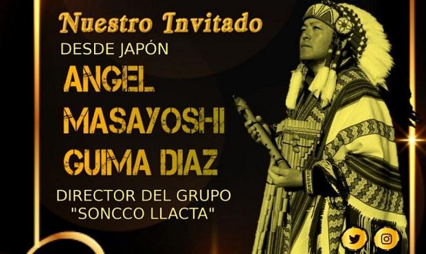 ENTREVISTA | Este Fin de Semana conversamos con Angel Masayoshi músico peruano