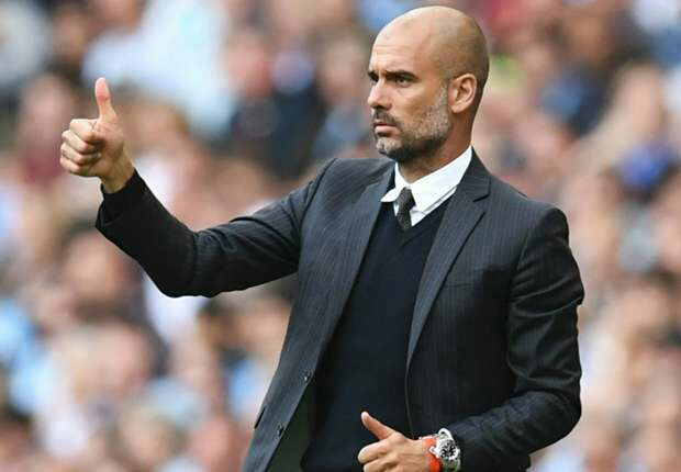 Manchester City Already Playing Like Barcelona — Guardiola