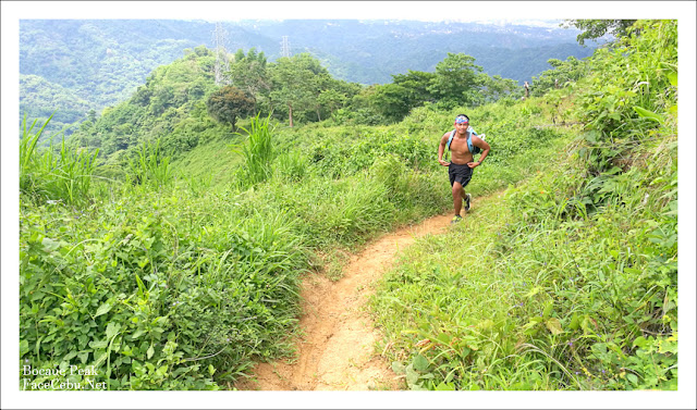 Cebu  Best Blogger  Mark Monta in Bocaue Peak Cebu