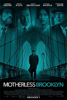 Motherless Brooklyn (2019) Full Movie Dvdrip Download mp4moviez