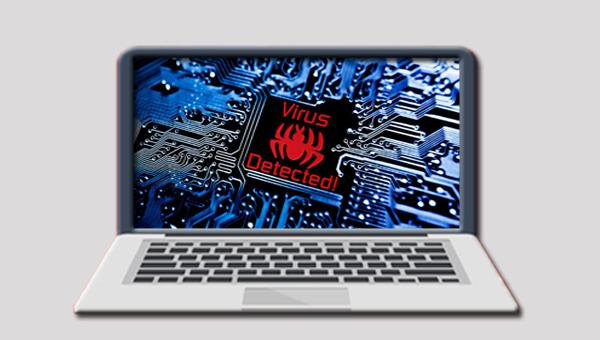 طريقة حذف الفيروسات بدون برامج