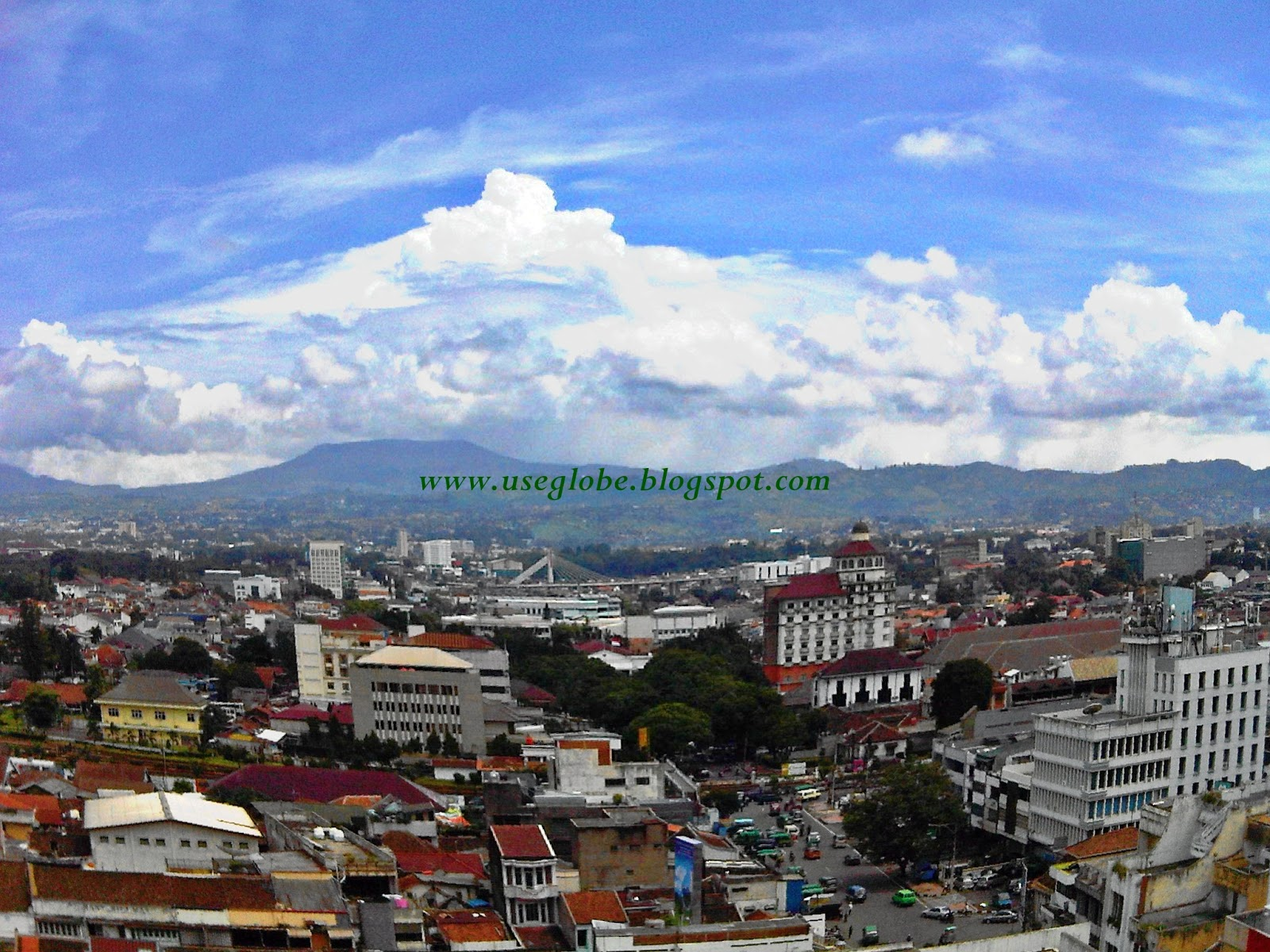 Discover The World: Kota Bandung, Kota Kembang @ Kota Belanja