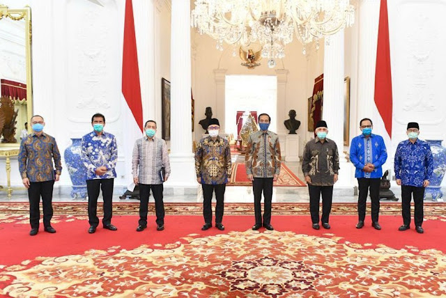 PAN Gabung ke Koalisi Jokowi - Ma'ruf, PKS: Makin Besar Kekuasaan Makin Besar Penyimpangan