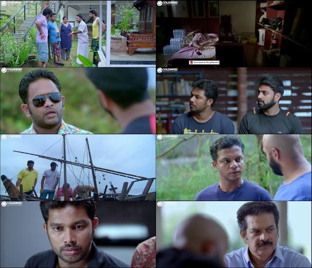 Rajmahal Returns 2020 Hindi Dubbed 720p WEBRip