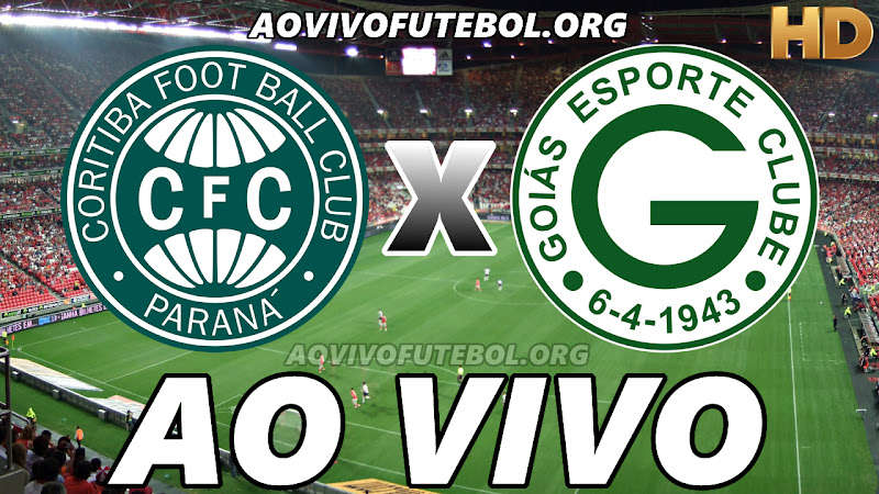 Assistir Coritiba vs Goiás Ao Vivo HD