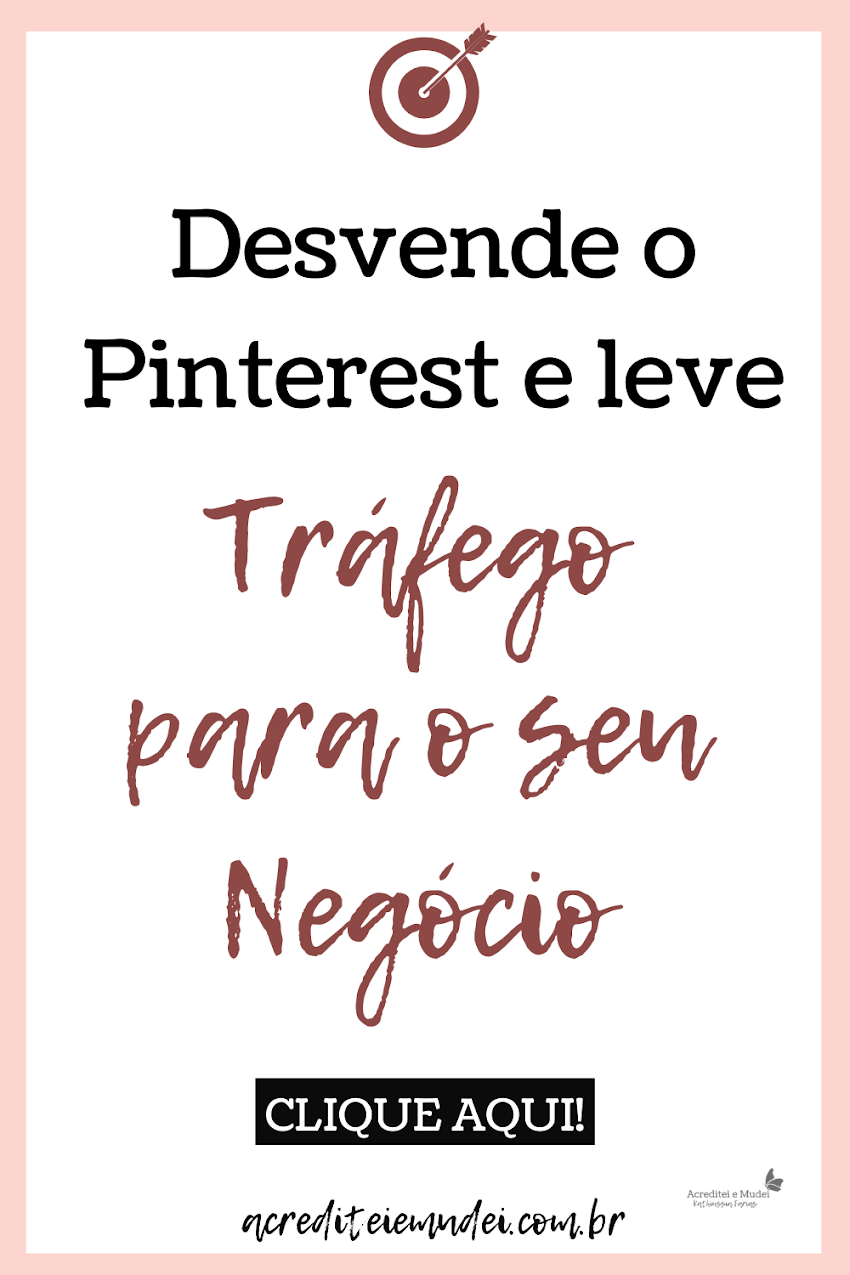 Curso Desvendando o Pinterest funciona?