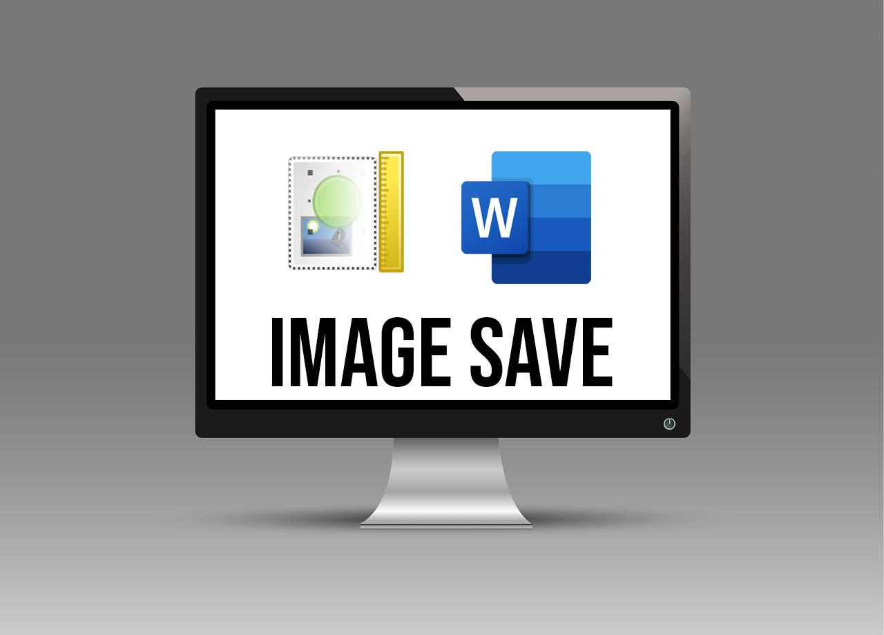 3 Cara Simpan Gambar Word Dokumen Ke Folder Biasa Menjadi