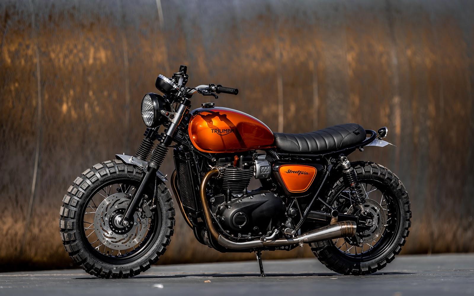 Custom Motorcycle Builders England