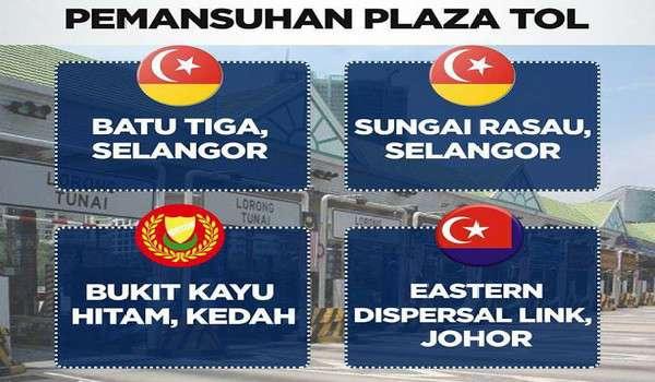 [Video] Mansuh Tol Janji Retorik Pembangkang Sahaja, BN Sudah Mansuh Empat Tol Dah