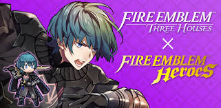 Byleth from Fire Emblem: Three Houses is Super Smash Bros