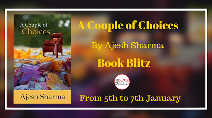 Book Blitz: A Couple of Choices by Ajesh Sharma
