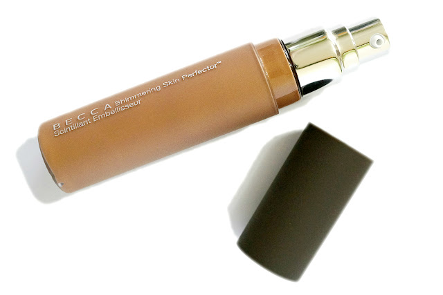 BECCA Shimmering Skin Perfector Liquid in Topaz | Review