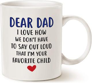 coffee mug father's day gift 2020