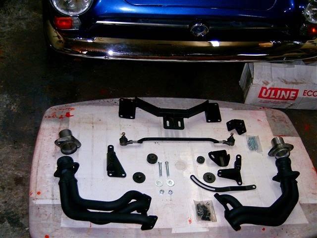 Ford 2 8l V6 Alpine Conversion V6 Jose S Kit